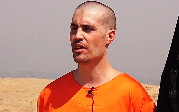 Experts say Foley execution video was faked