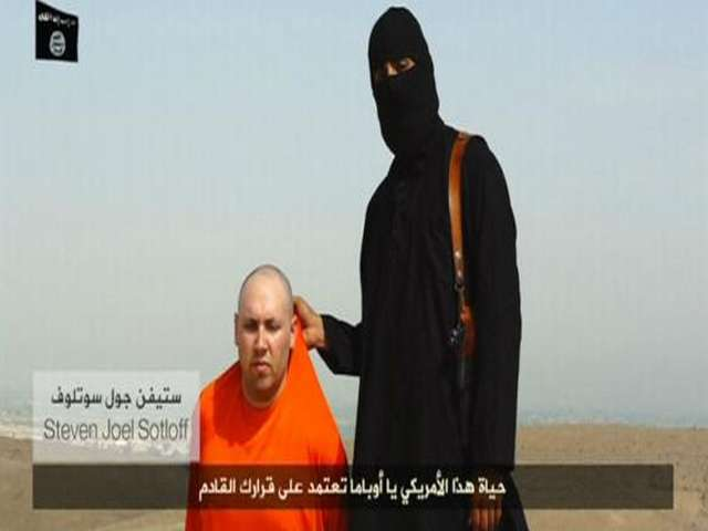 White House says beheaded journalist not 'sold' to ISIL