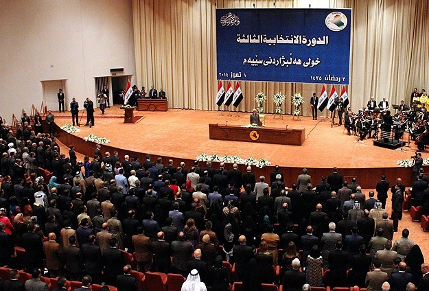Iraqi parliament approves defence, interior ministers -UPDATED