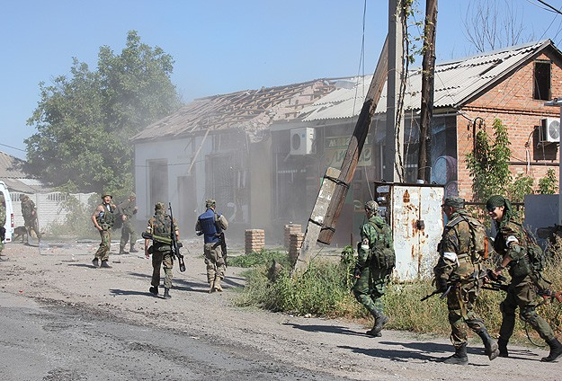 Ukraine says ceasefire violations hold up creation of buffer zone