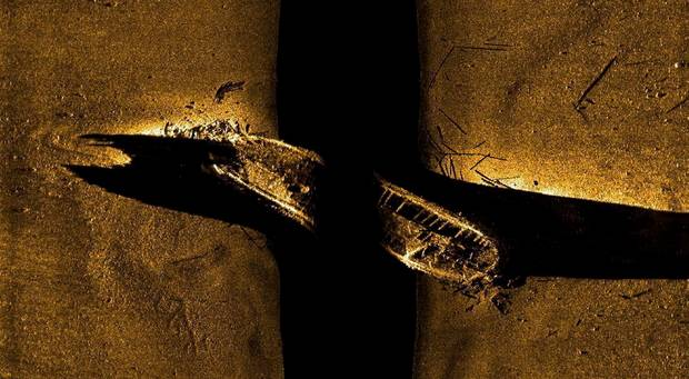 Canadian expedition ship found after 168 years