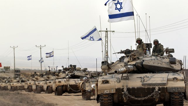 Israel stages fresh Gaza incursion despite ceasefire
