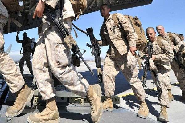 Dempsey: US ground troops possible in Iraq