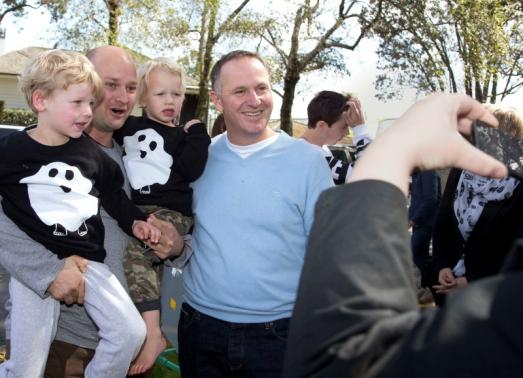 New Zealand's National party secures third term
