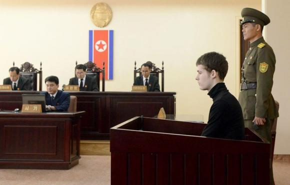 North Korea imprisons would-be 'second Snowden'