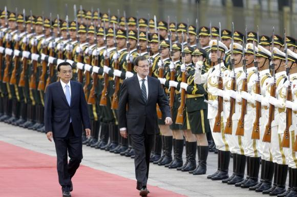China, Spain sign business deals worth $4 bln