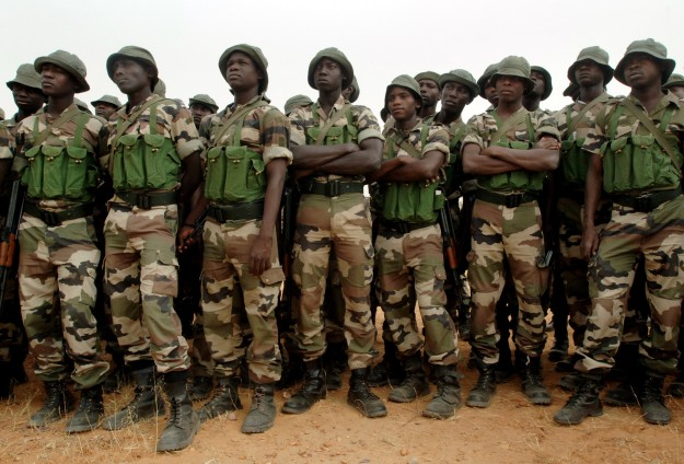 Nigeria sentences another 4 soldiers to death