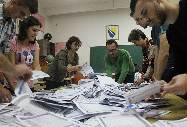 Bosnia's Elections, A Hope for Change?