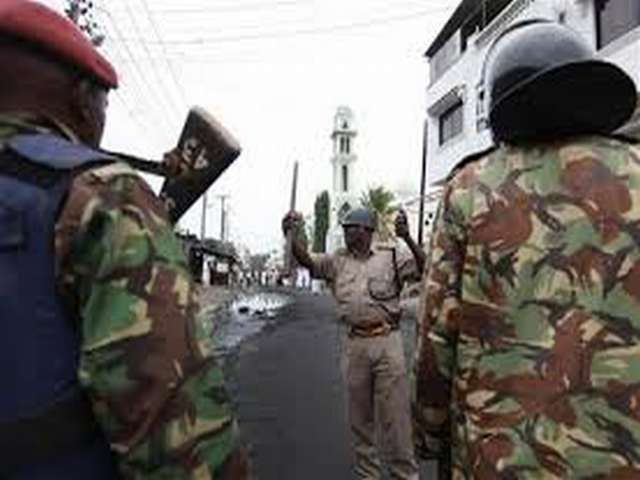 Police killings video stirs Kenya uproar