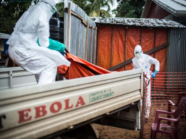 Death toll in Ebola outbreak rises to 7,588 - WHO