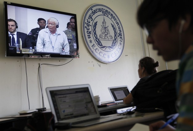 Khmer Rouge case postponed after defendant hospitalized