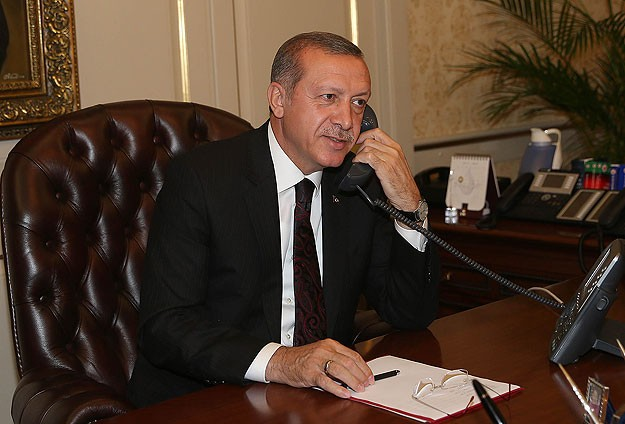 Turkey's Erdogan held call with Saudi king, Qatar emir