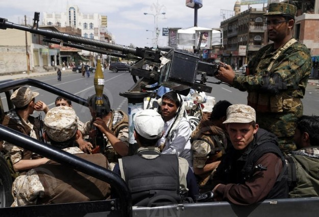 Yemen on the brink as rebels oust the old guard