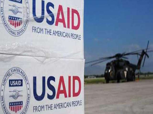 USAID softened internal criticism over Egypt work - report
