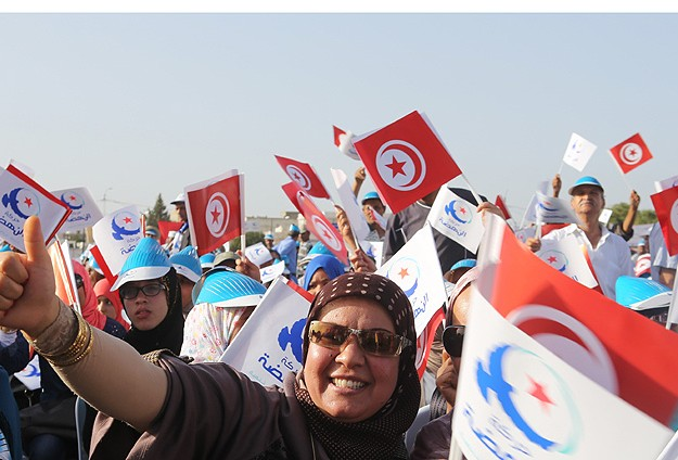 Tunisia's Ennahda down but not out after election defeat