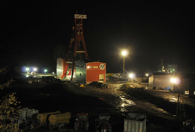 Two Chinese miners found dead in Turkey mine accident