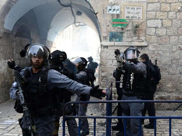 Turkey decries Israeli raid on Aqsa as 'barbarity'