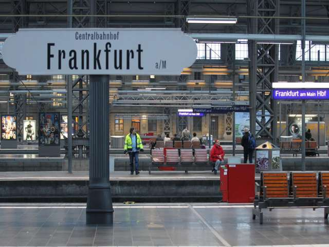 German railway takes legal action against striking train drivers