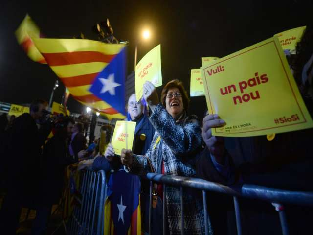 Spain's Rajoy appeals for dialogue after Catalan vote