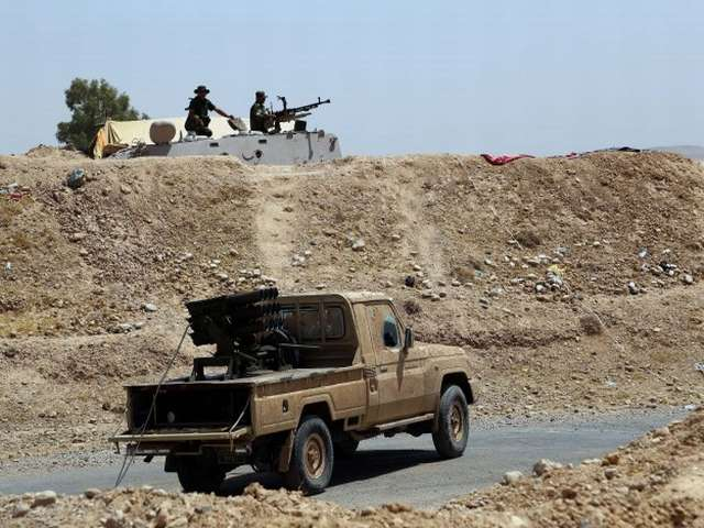 ISIL defeats Iraqi forces in Anbar province, west Iraq
