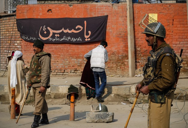 Curfew announced in Kashmir's capital during holy week