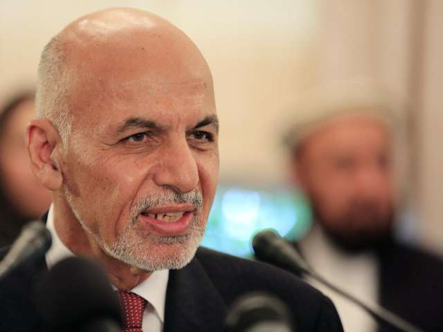 Afghan president vows security shake-up after attacks
