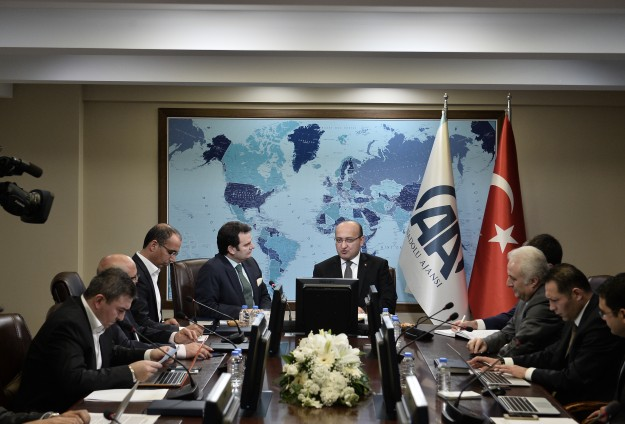 Dialogue key to solution process, Turkish deputy PM -UPDATED