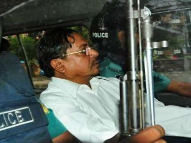 Bangladesh party appeals death sentence