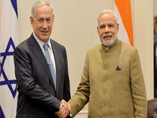 India may end its support to Palestine in the UN