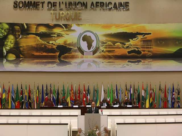 Turkey-Africa summit kicks off in Equatorial Guinea -UPDATED