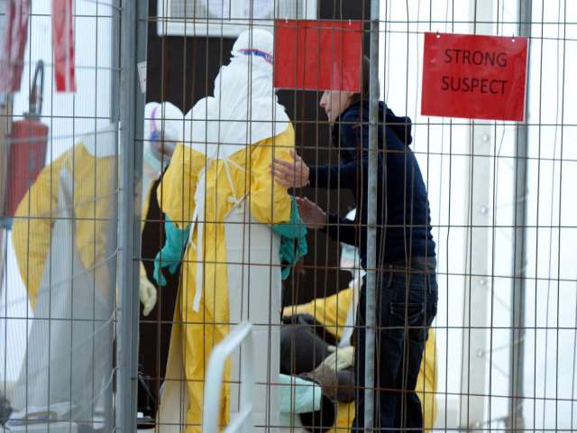 Ebola is 'the enemy you can't see': Doctor