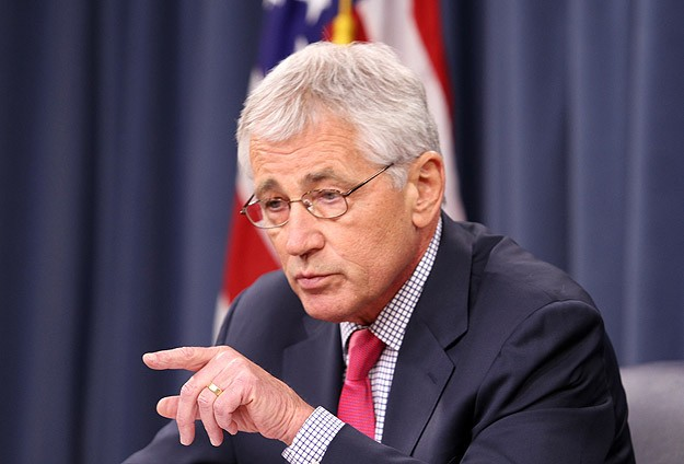 Hagel: I think we are seeing a new world order
