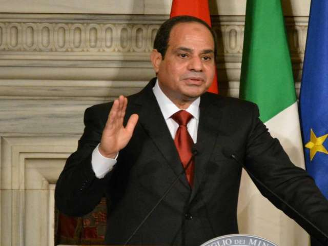 208 killed for attacking govt forces in 2014: Egypt's Sisi
