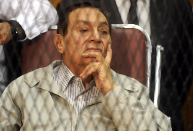 Egyptian court begins retrial of Mubarak in corruption case