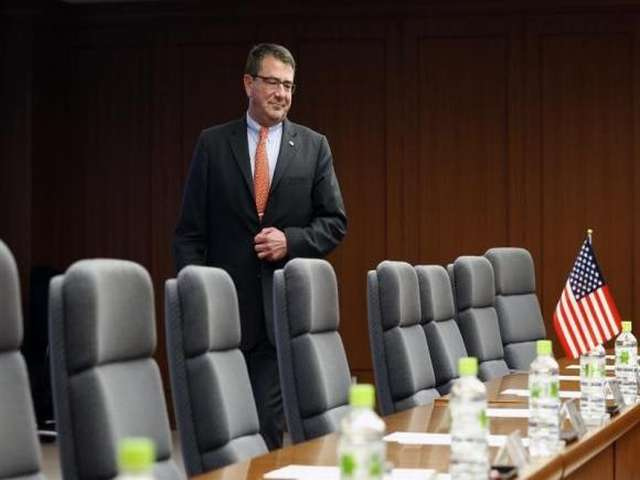 Obama nominates Ashton Carter for Pentagon chief