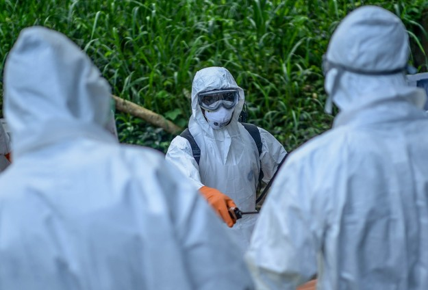 Ebola fighters named TIME magazine's Person of the Year