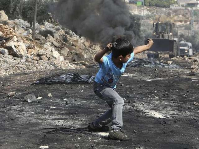 The First Intifada: The stone resistance against occupation