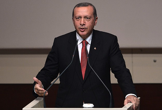 Erdogan: Europe should combat racism, Islamophobia