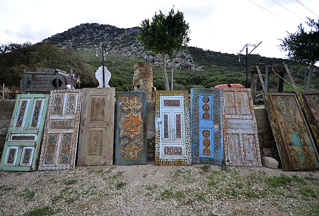 Ottoman doors stand the test of time