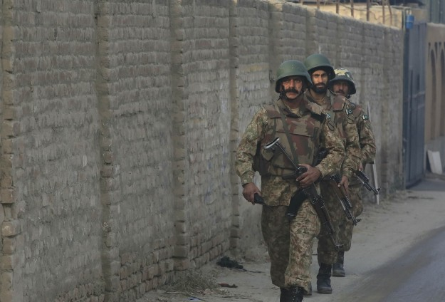 27 suspected militants killed in NW Pakistan