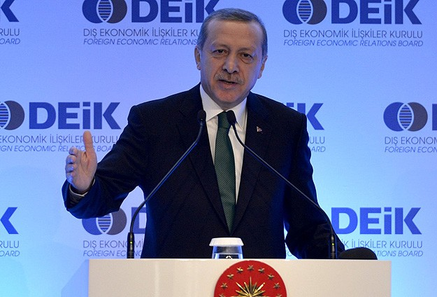 Turkey's Erdogan dismisses criticism against Gulen case