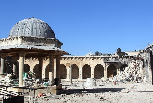 Satellite images show 290 heritage sites in Syria damaged by war