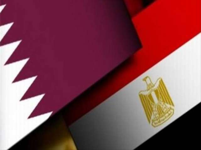 Qatari intel chief in talks with Egypt officials