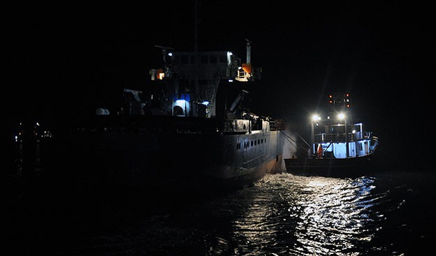 Italy rescues another abandoned migrant ship -UPDATED