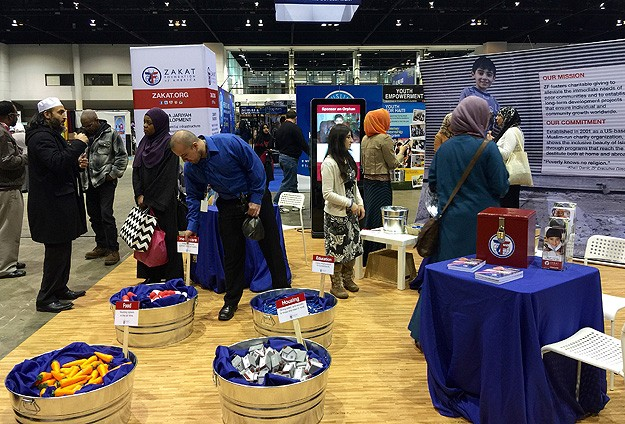 Muslims unite at 13th MAS-ICNA in Chicago