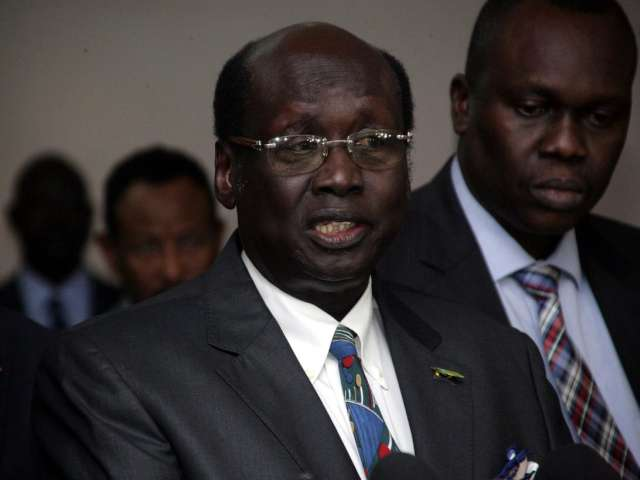 S. Sudan FM expects imminent deal with rebels