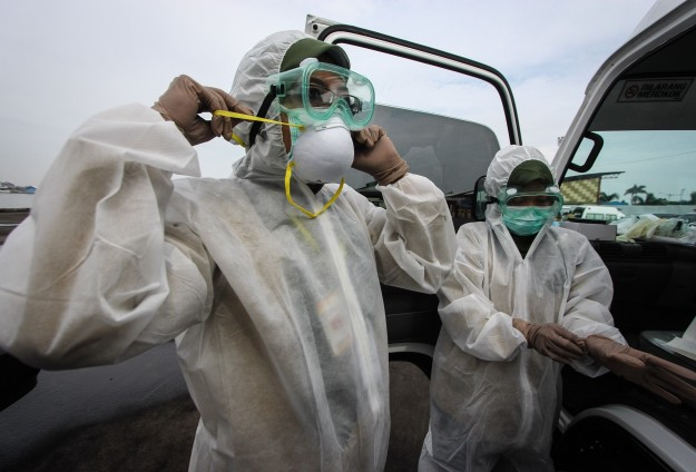West Africa sees spike in Ebola cases as decline stalls-WHO