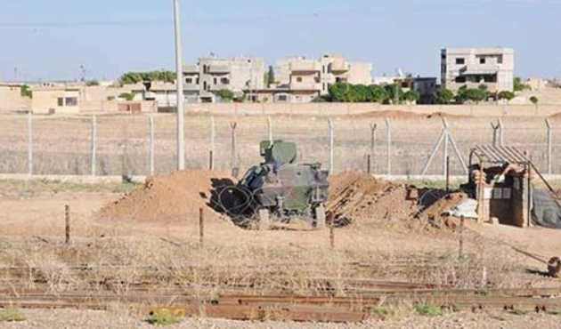 Turkish sergeant kidnapped in Syria border