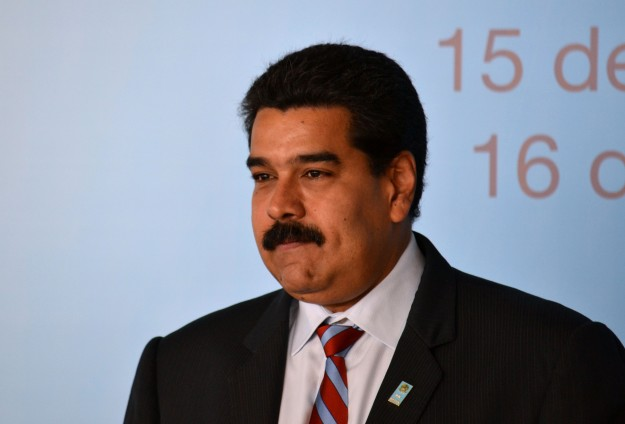 Venezuelan president talks oil prices in Tehran -UPDATED
