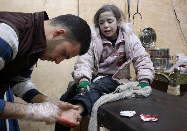 West's ISIL focus neglects human tragedy in Syria
